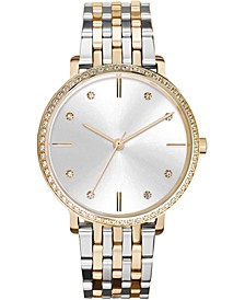 Women's Two-Tone Bracelet Watch 36mm