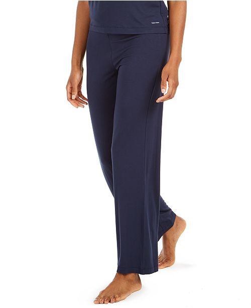 Calvin Klein Women's Stretch Modal Pajama Pants