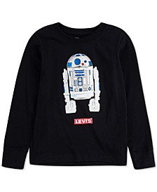 x Star Wars Little Boys R2-D2 Sweatshirt