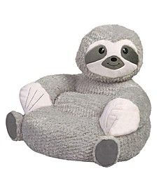 Sloth Plush Children's Character Chair