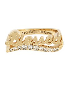 Blessed Affirmation Ring