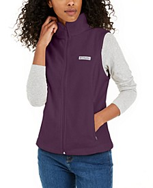 Benton Petite Springs Fleece Vest