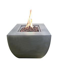 """34"""" Westport Outdoor Fire Table Liquid Propane"""