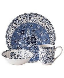 Dinnerware, Devon's Cottage Collection