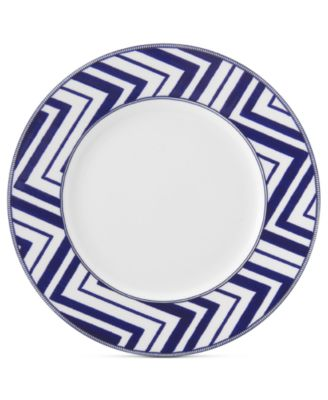 Cadence Zigzag Accent Plate