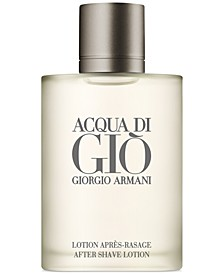 Acqua di Giò Pour Homme After Shave Lotion, 3.4-oz.
