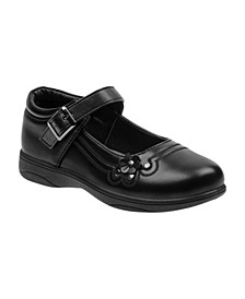 Little Girls School Shoes