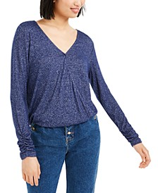 Cutout Surplice Top, Created For Macy's