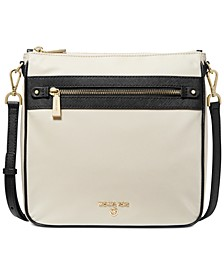 Jet Set Charm Large North South Crossbody