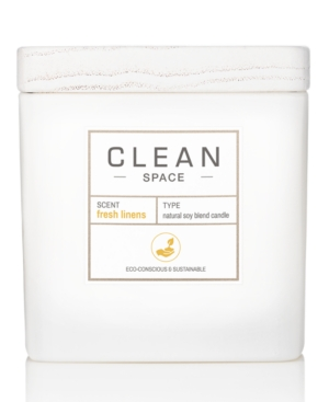 Fresh Linens Candle