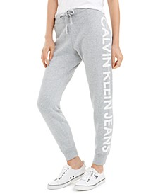 Logo Print Sweatpants
