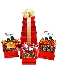 Godiva Goodness Gift Tower