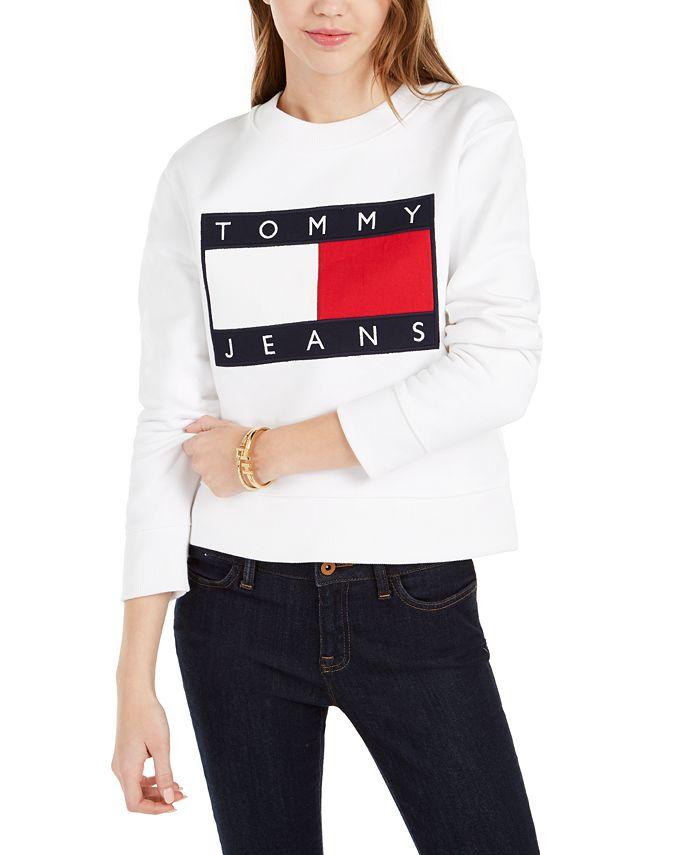 Tommy Jeans - Flag Sweatshirt