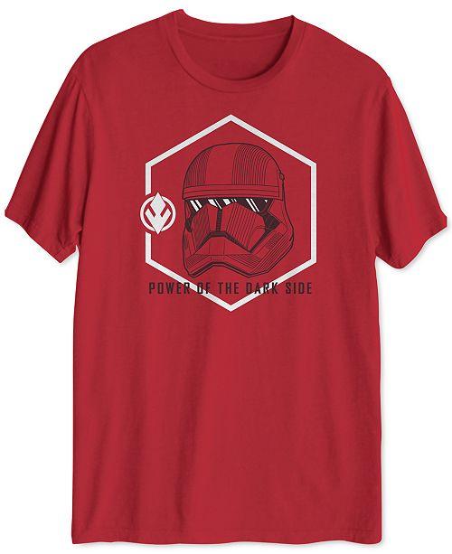 Hybrid Power Of The Dark Side Men's T-Shirt