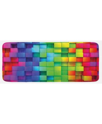 Colorful Kitchen Mat