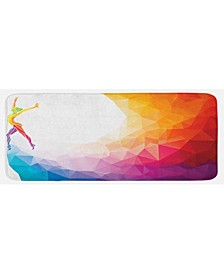 Sports Kitchen Mat
