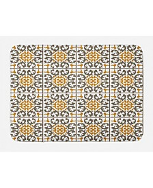 Turkish Pattern Bath Mat