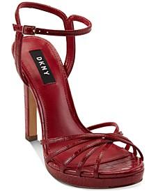Lipa Platform Dress Sandals