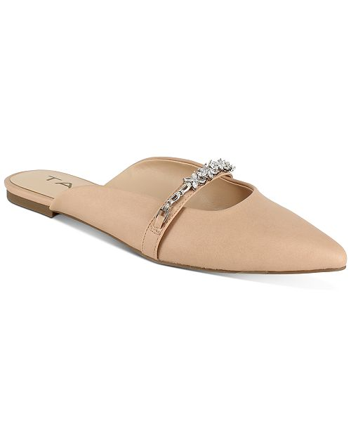 Tahari Girls Claribel Mules