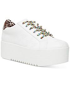 Groove Star Flatform Sneakers