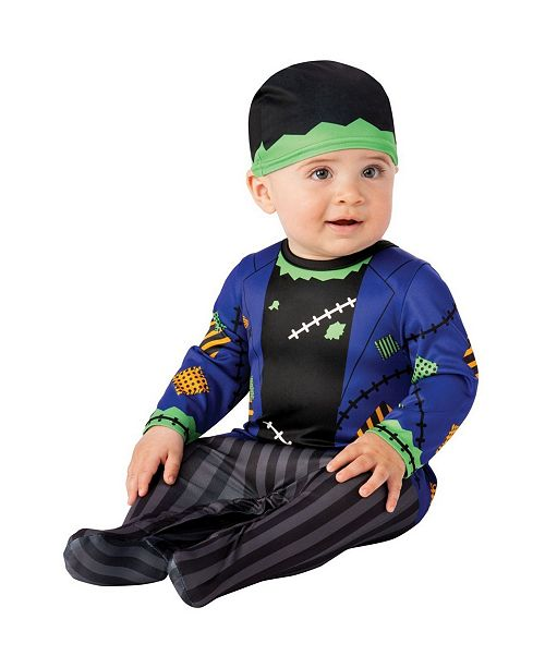 BuySeasons Toddler Girls and Boys Frankie Deluxe Costume