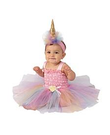Toddler Girls Unicorn Tutu Deluxe Costume
