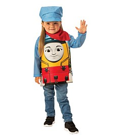 Big and Toddler Girls Thomas the Tank Rebecca Costume