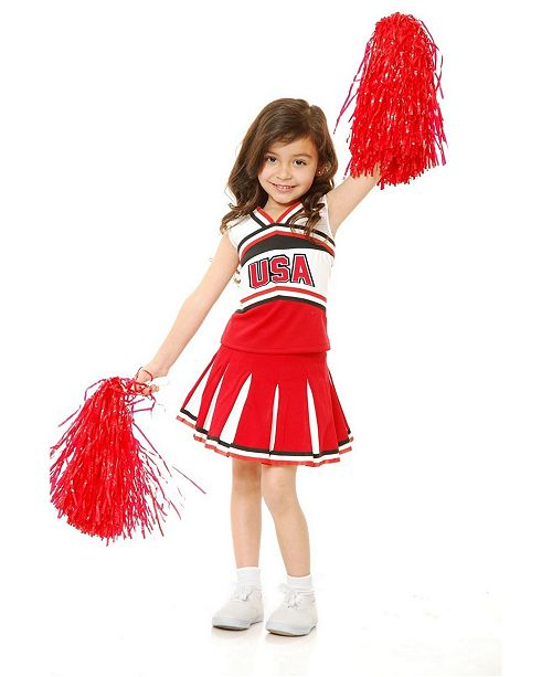 BuySeasons Big and Toddler Girls Costume
