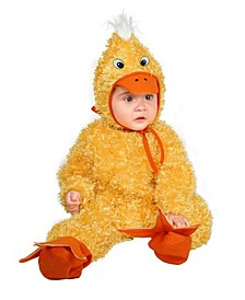 Big and Toddler Girls and Boys Duck Costume