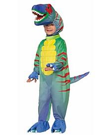 Big Boy's Sly Raptor Costume