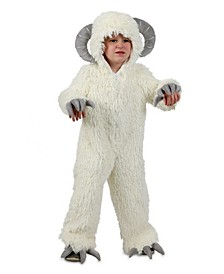 Big Girl's and Boy's Star Wars Wampa Costume