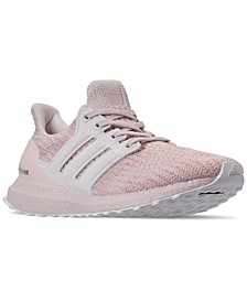 Women's UltraBoost Running Sneakers from Finish Line