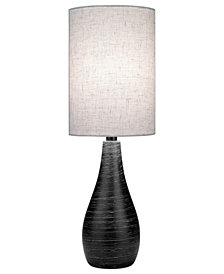 Lite Source Large Quatro Table Lamp