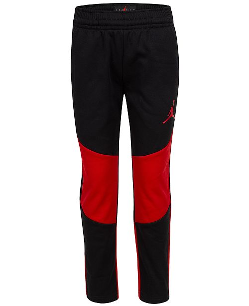 Jordan Little Boys Dri-FIT Therma Fleece Jogger Pants