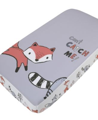 Lil Fox Photo Op Crib Sheet