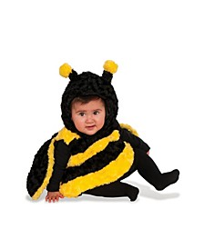 Baby Girls and Boys Bumble Bee Deluxe Costume