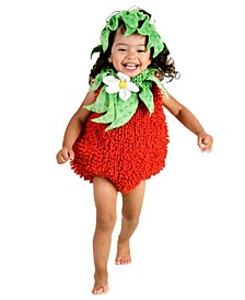 Baby Girls Suzie Strawberry Costume