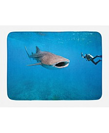 Shark Bath Mat