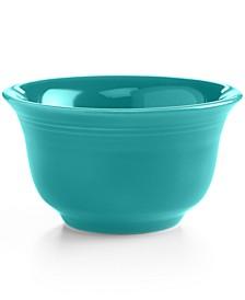 Turquoise 7 oz. Bouillon Bowl