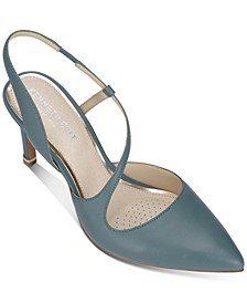 Women's Riley 85 Asymmetric Pumps