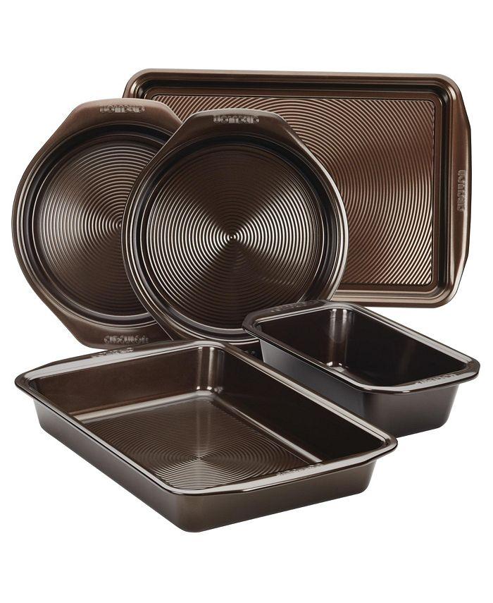 Circulon - Symmetry Nonstick Chocolate 5-Pc. Bakeware Set