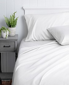 The Premium Cotton Sateen Sheet Set