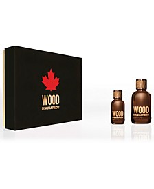 Men's 2-Pc. Wood Pour Homme Gift Set