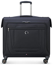 Delsey Helium DLX Spinner Garment Bag, Created for Macy's