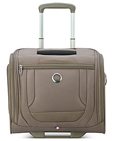 Delsey Helium DLX Softside 2-Wheel Underseater, Created for Macy's