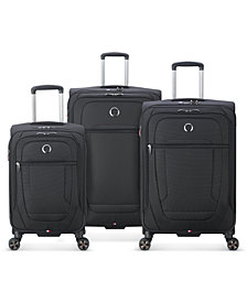 Delsey Helium DLX Softside Luggage Collection, Created for Macy's