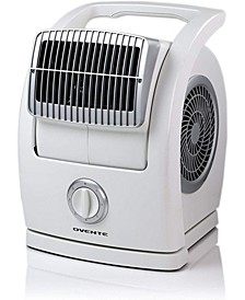 BF74W Cool Breeze Pivoting Blower, Electric Household Floor Fans