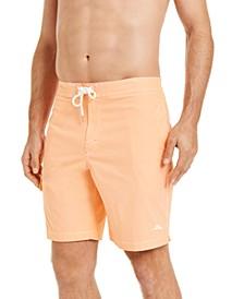 "Men's Sea Glass Baja Stretch UPF 30 9"" Board Shorts"