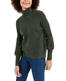 Orla Flossy Turtleneck Sweater