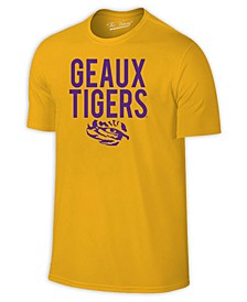 Men's LSU Tigers Slogan T-Shirt